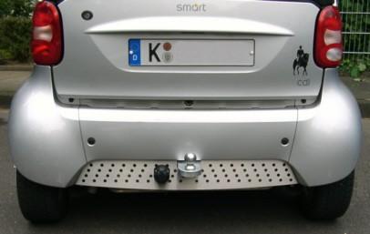 Anhängerkupplung smart fortwo Typ 450
