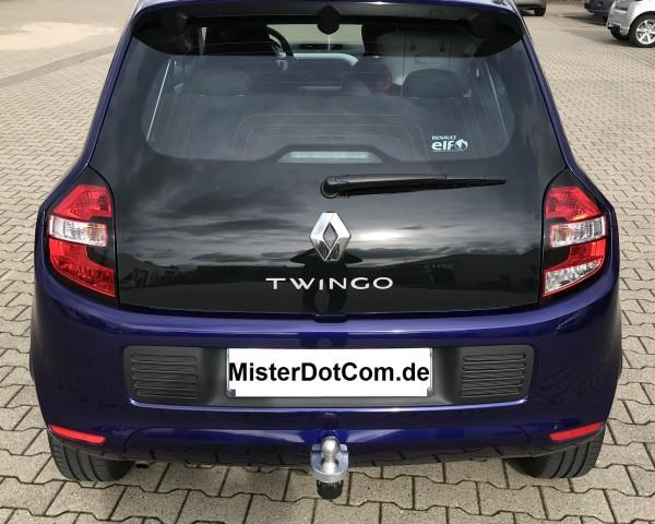 Anhängerkupplung Renault Twingo III ab 2014