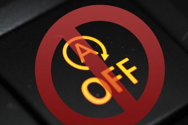 Automatischer Start/Stop Umschalter smart forfour 453
