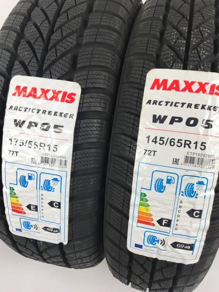 Winterreifensatz 145/65R15 & 175/55R15