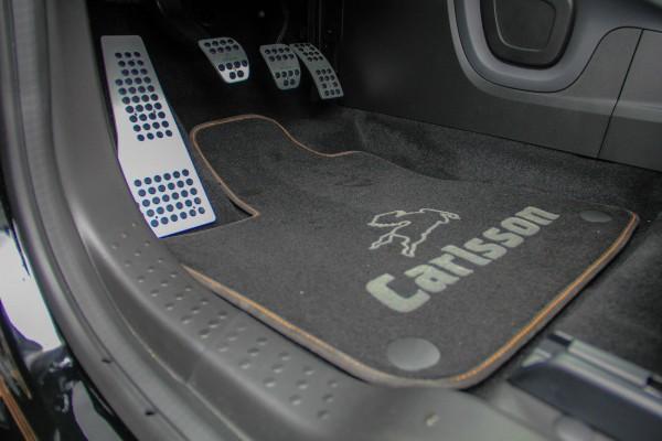Carlsson Fußmattenset Velour smart 453
