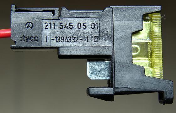 Sicherungsadapter/Halter Zündungsplus smart
