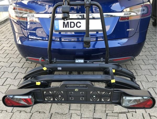 GDW Fahrradträger Model X für Anhängerkupplung