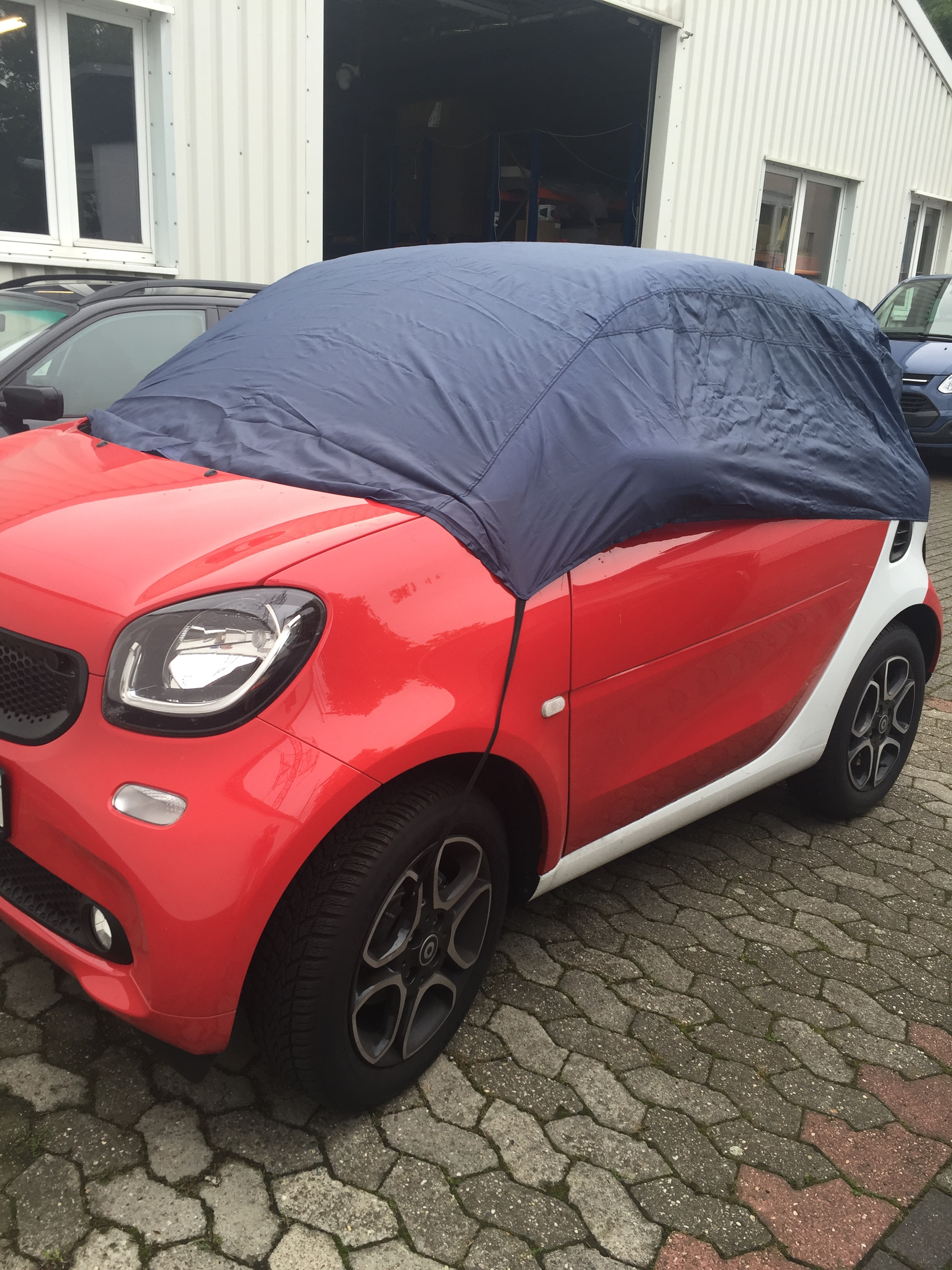 MDC Vollgarage smart fortwo 453