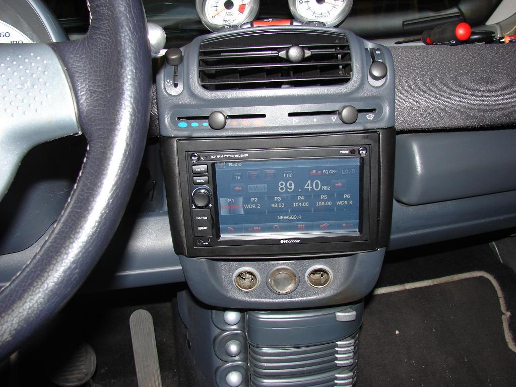 Smart 450 Radio : sound fortwo 450 bis 2007 smart produkte misterdotcom ~ Aude.kayakingforconservation.com Haus und Dekorationen