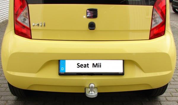 Anhängerkupplung Seat Mii