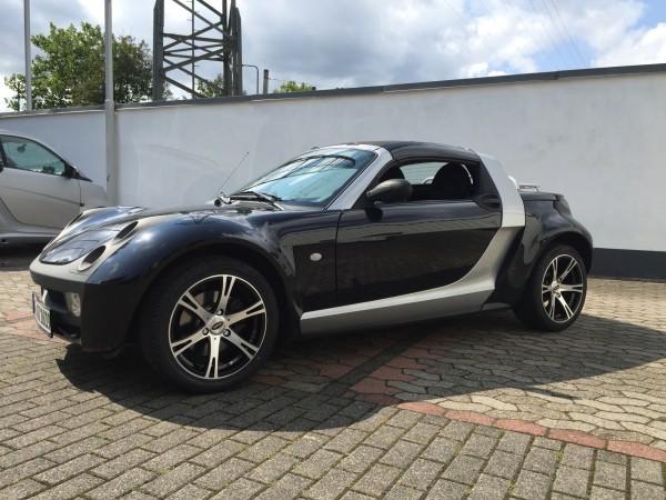 Sommerkomplettradsatz Rimstock Smartie 16´´ Roadster
