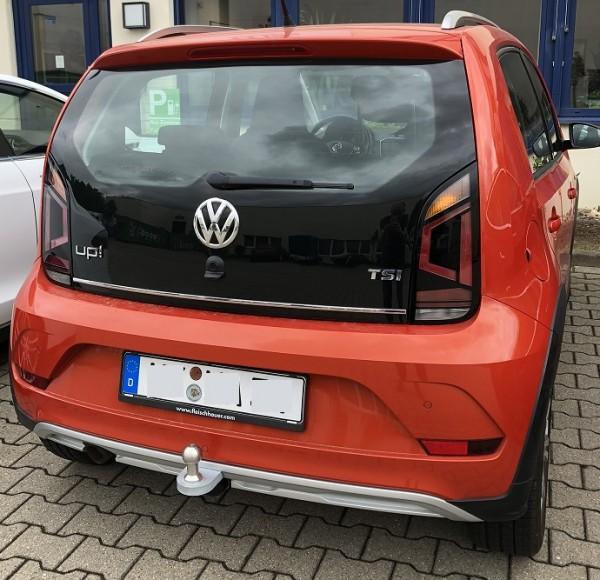 Anhängerkupplung VW up!