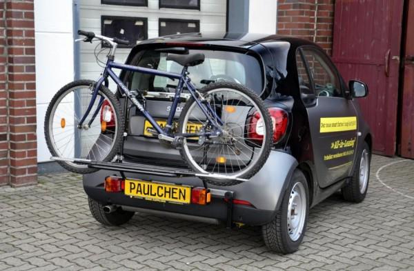 Fahrradträger smart 453 fortwo Coupe + Cabrio