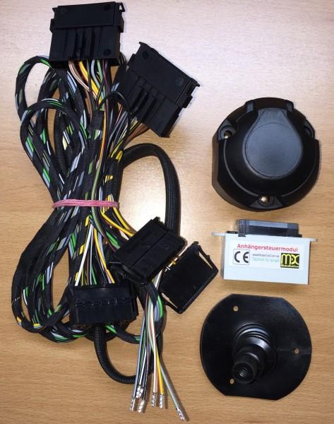 Elektrosatz für Anhängerkupplung smart
