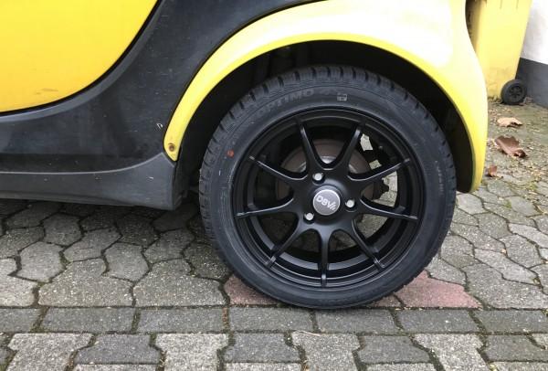 "Alufelgen DBV Bali 15"" smart fortwo 450"