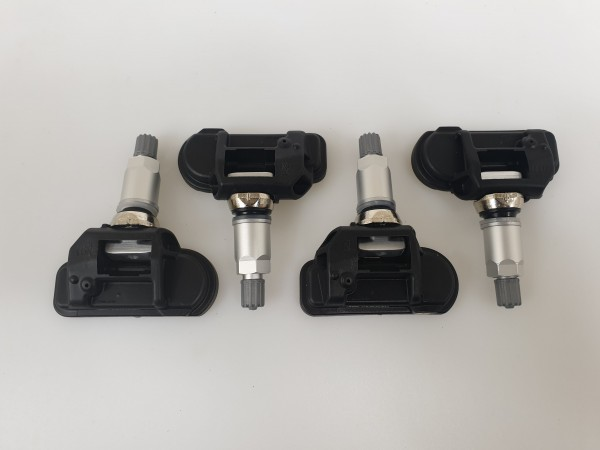 4 Reifendrucksensoren TMPS / RDKS mit Ventilen