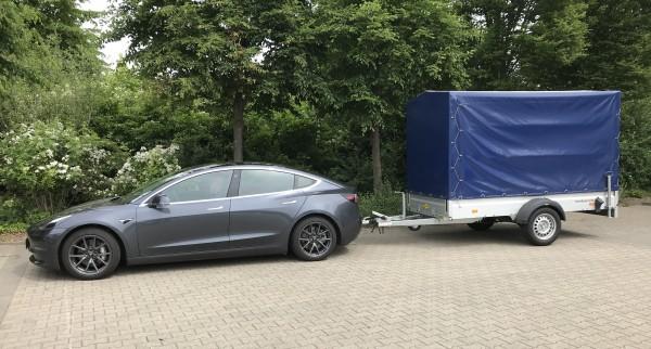Anhängerkupplung Tesla Model 3
