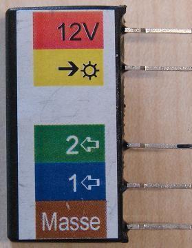 Tagfahrlichtmodul für Mazda MX-5 NB
