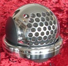 Lüfterkugeln aus Aluminium