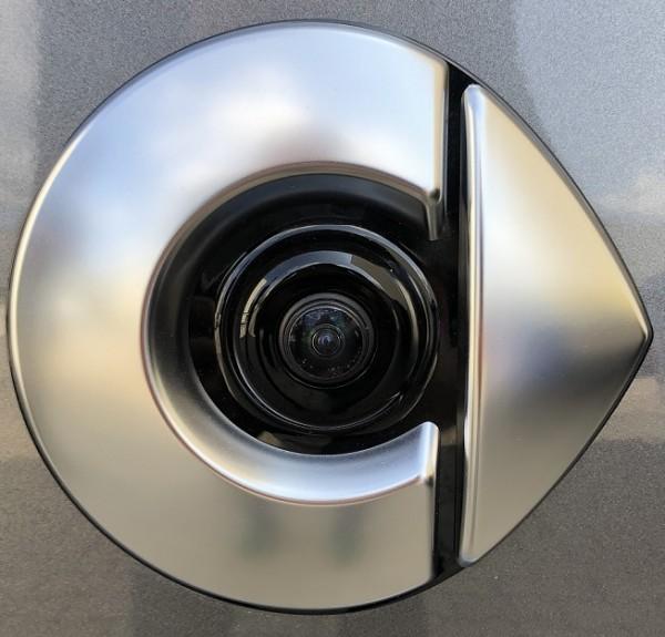 Nachrüstung Rückfahrkamera smart forfour 453